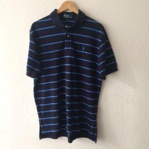 Ralph Lauren Men Stripes Polo Shirt